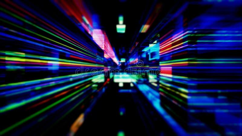 Toekomstige Technologie 0153 royalty-vrije stock fotografie