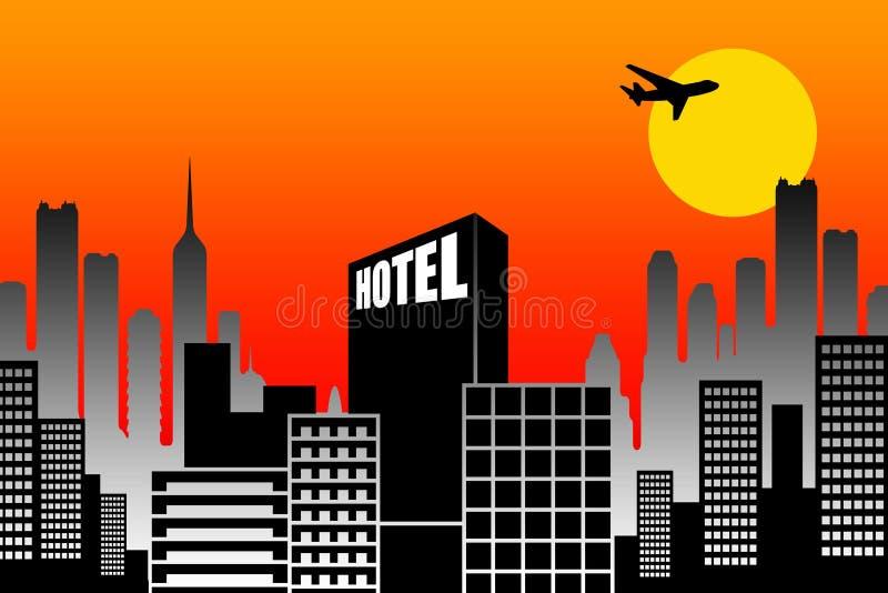 Toerisme stock illustratie