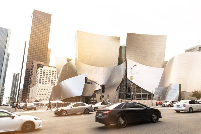 Toerisme in Verenigde Staten - Los Angeles royalty-vrije stock fotografie