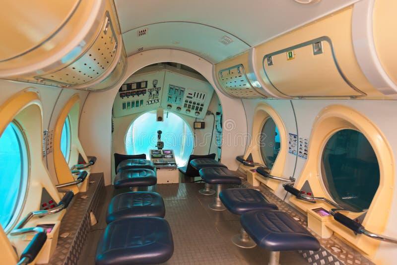 Toeristische onderzee r in tenerife kanarie spanje stock for Software free progettazione interni