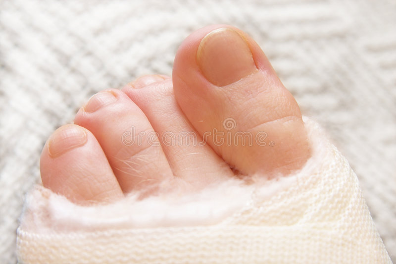Toes3 royalty free stock photography