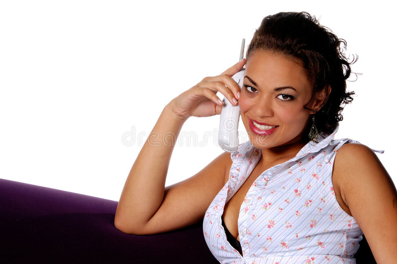 Toevallige Telefoon stock afbeeldingen