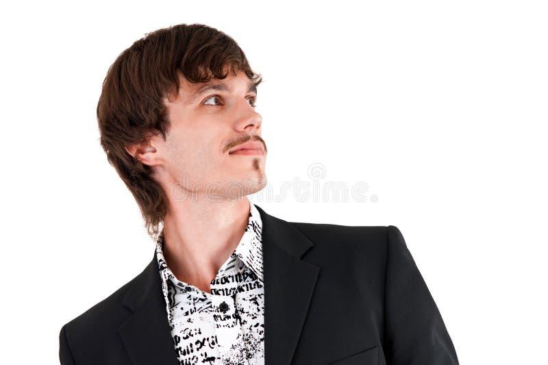 Download Toevallige zakenman stock foto. Afbeelding bestaande uit hairstyle - 10778538