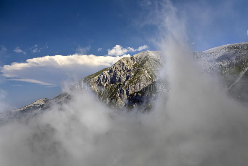 Toevluchtsoord Fusco, Italië royalty-vrije stock foto's