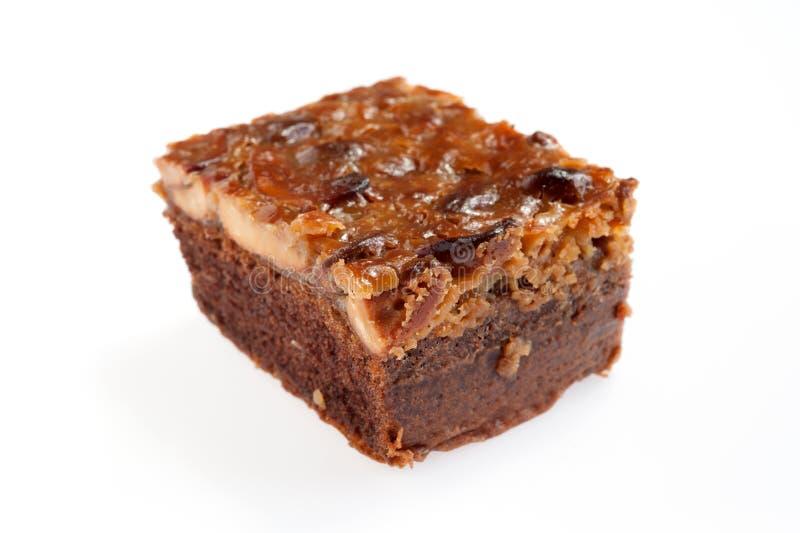 Toffee tort zdjęcie stock