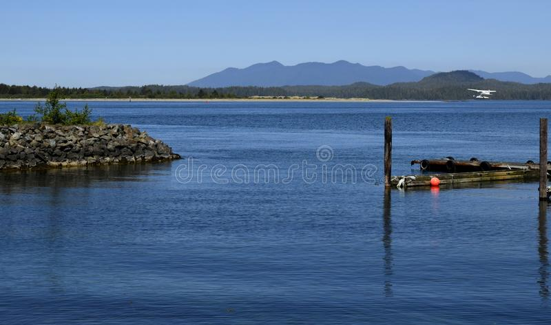 Tofino Vancouver Island scenic ocean landscape stock photography
