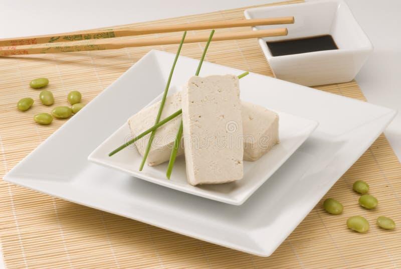 Tofu photos libres de droits