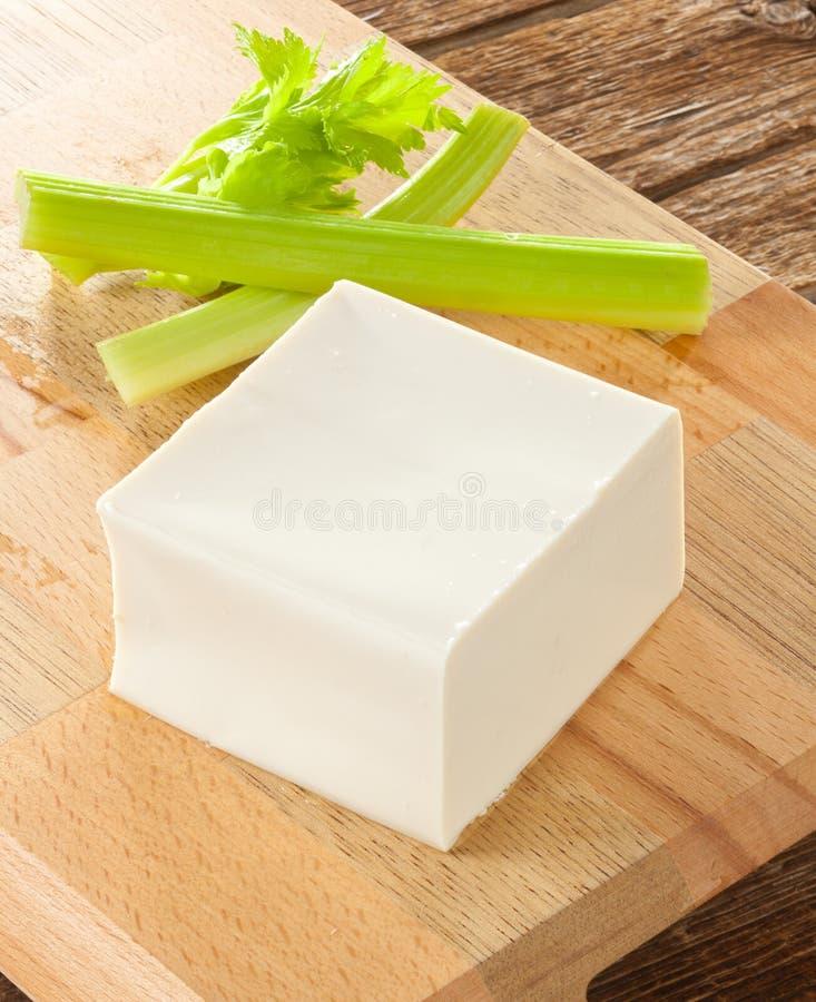 Download Tofu стоковое фото. изображение насчитывающей органическо - 41655678