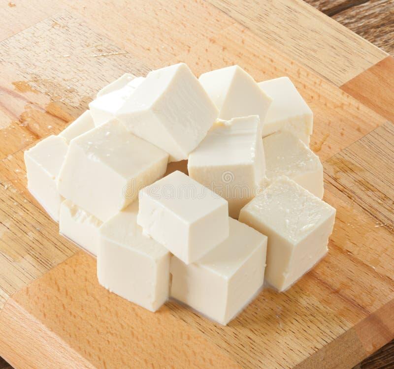 Download Tofu стоковое фото. изображение насчитывающей протеин - 41655716