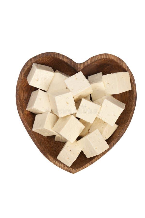 tofu foto de archivo