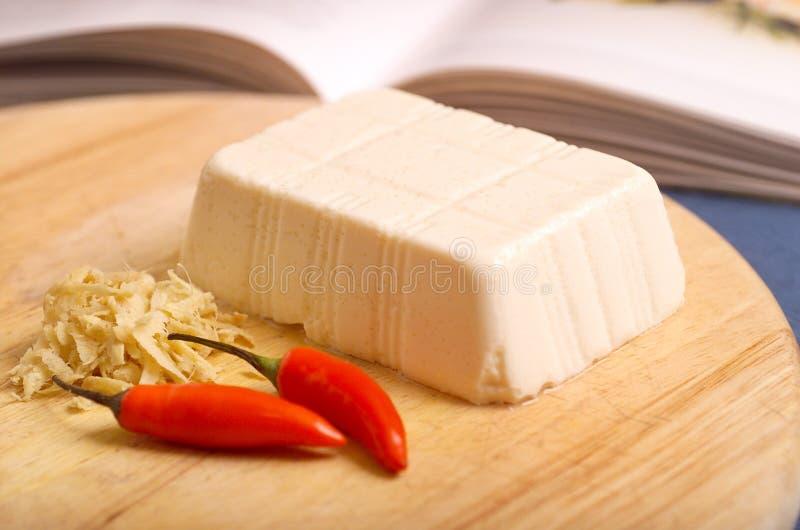 Tofu stock fotografie