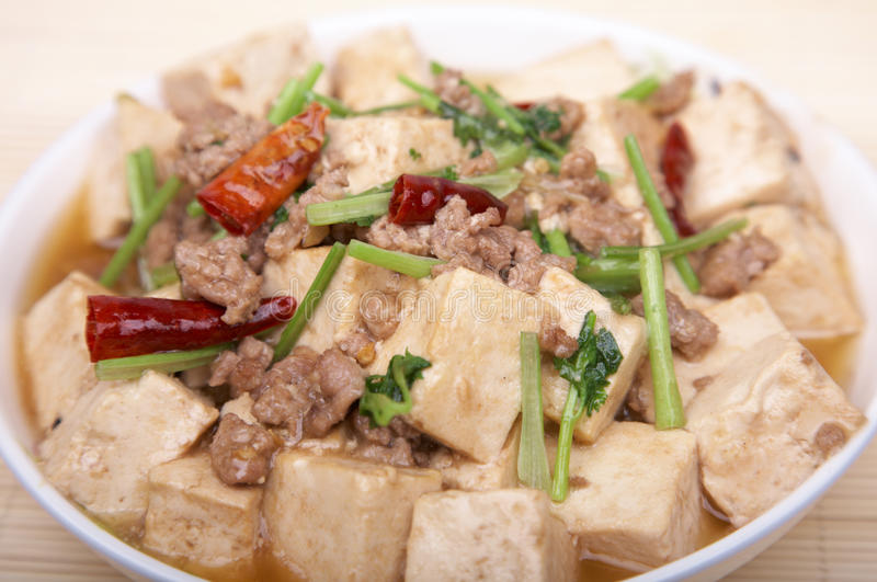 Download Tofu stock image. Image of nutritious, dinner, plate, beancurd - 9588337