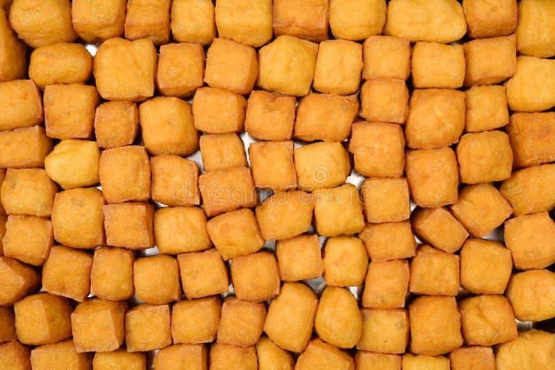 Tofu bubble stock image