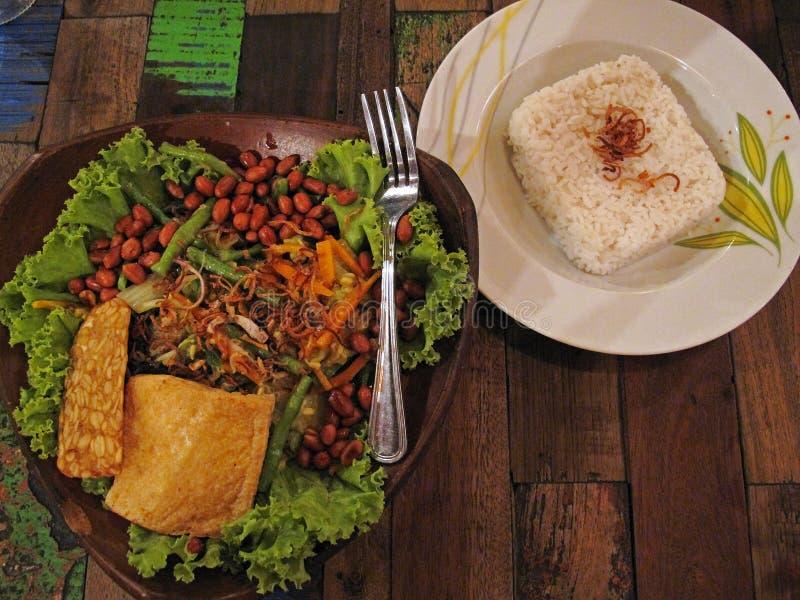 Tofu et Tempeh image stock