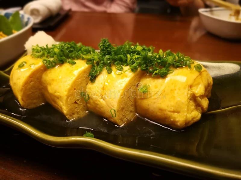 Tofu giapponese fotografia stock