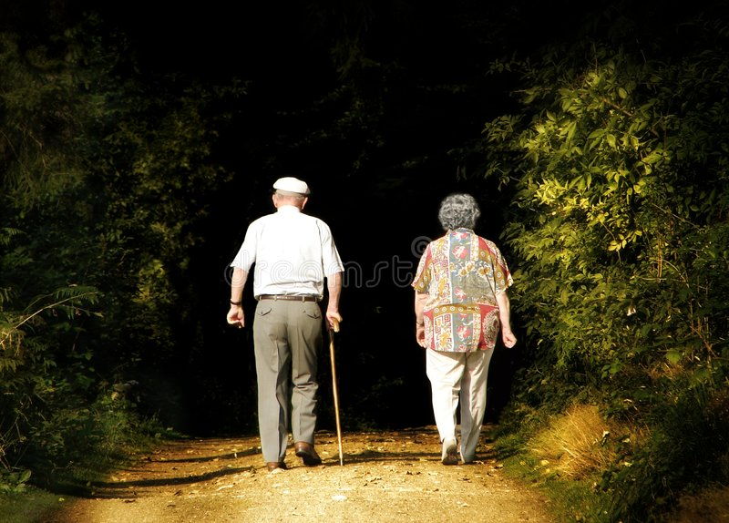 Download Together stock photo. Image of grandma, provisions, married - 208822