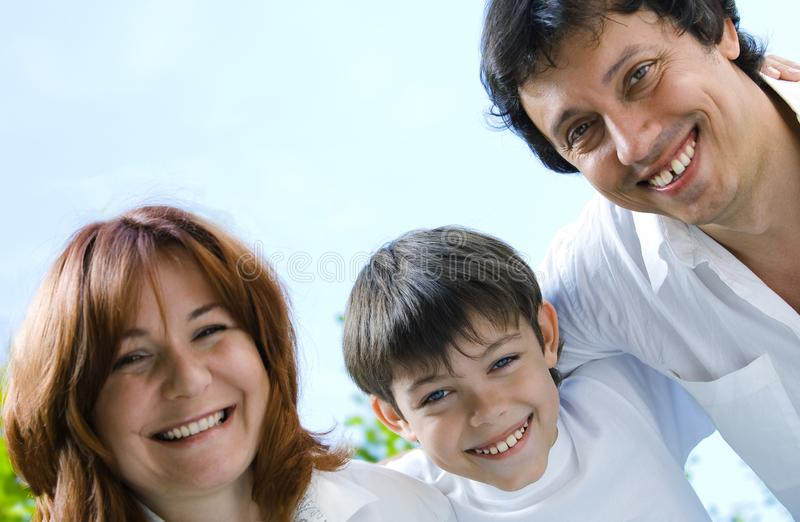 Together royalty free stock photography