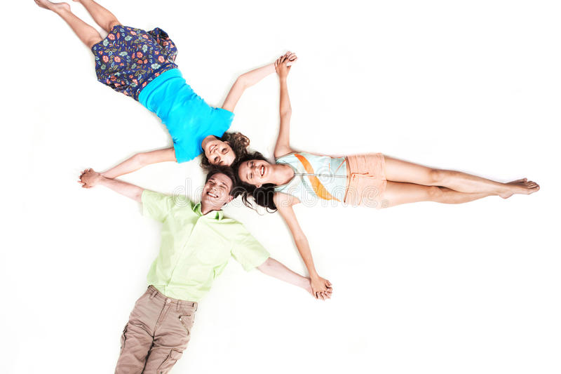 Togetherness stock images