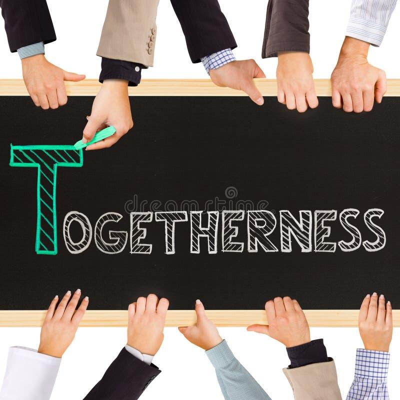 togetherness fotos de archivo