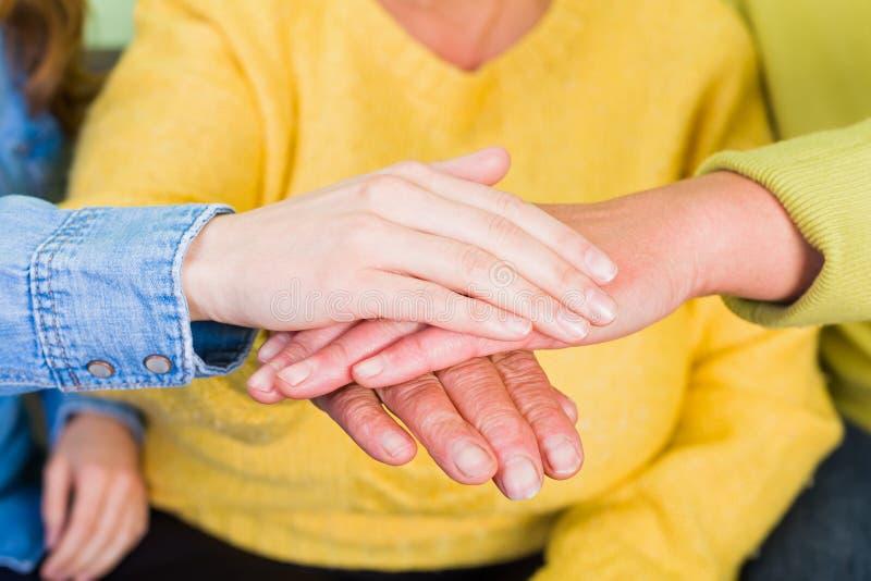 togetherness foto de archivo
