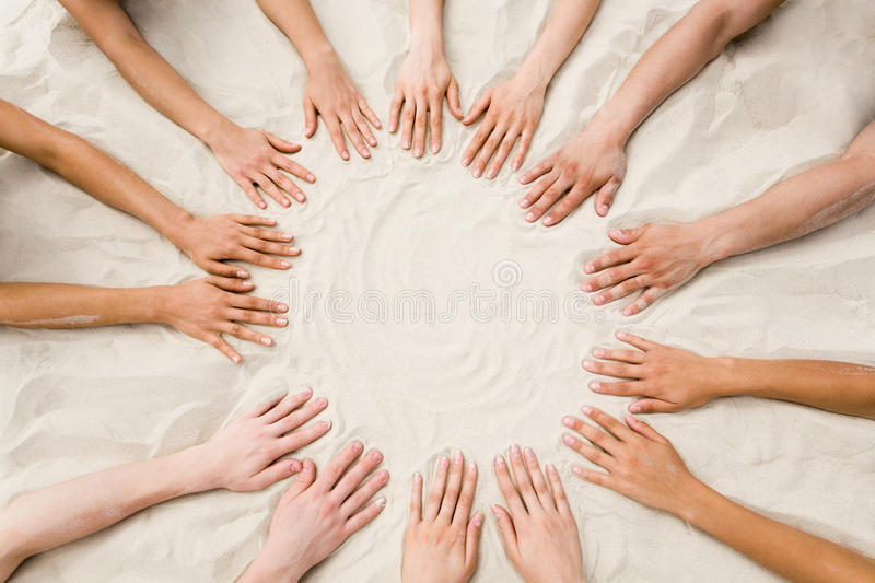 Togetherness Stock Photography