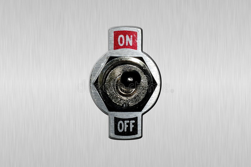 Download Toggle Switch Royalty Free Stock Image - Image: 313496
