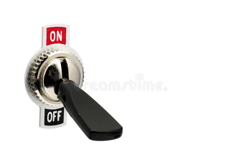 Download Toggle Switch stock photo. Image of toggle, instrument - 496962