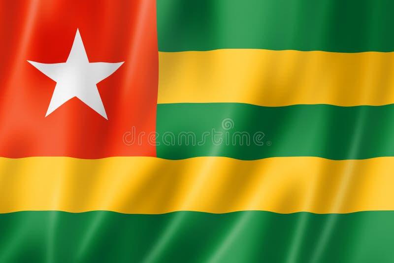 Togo Flag libre illustration