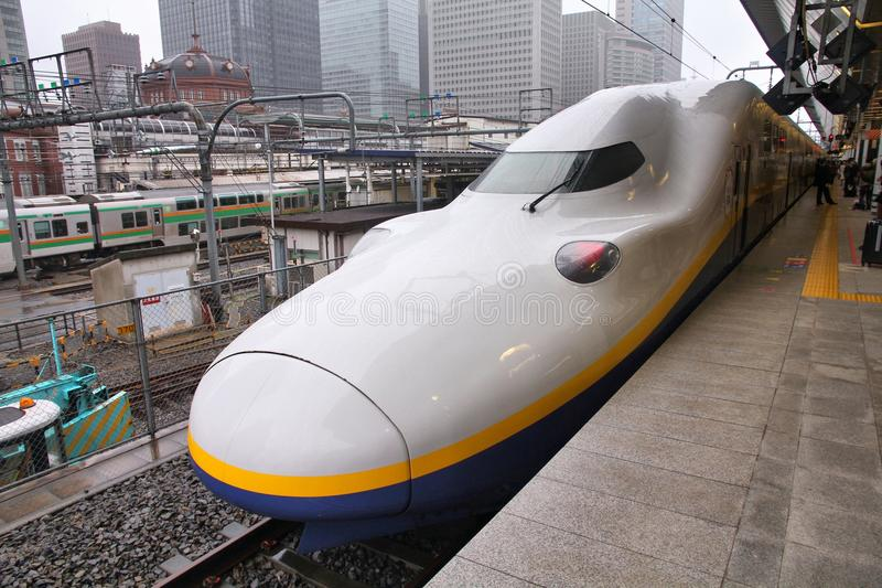 Tohoku Shinkansen στοκ φωτογραφίες