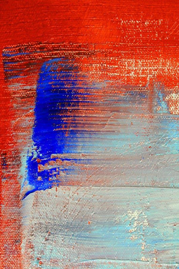 Toile peinte comme fond images stock