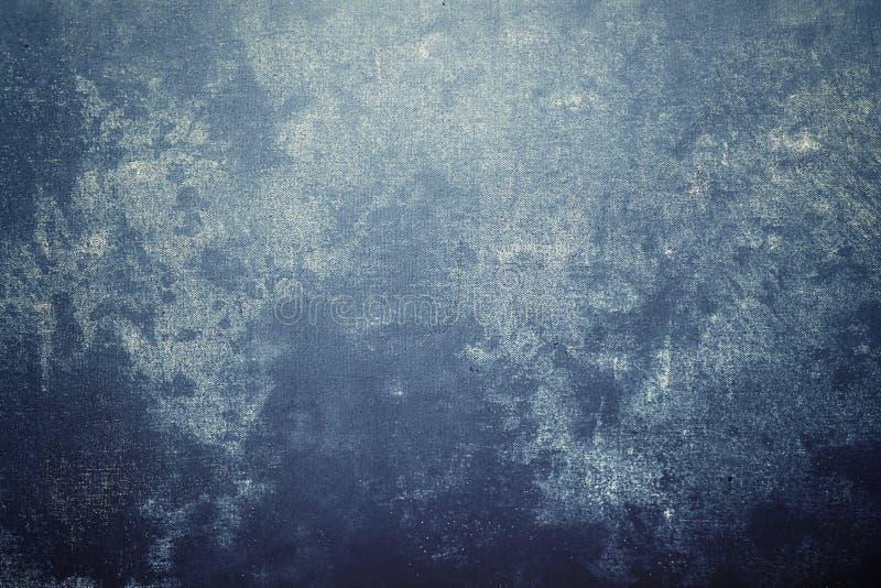Toile peinte texturisée images libres de droits
