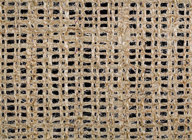 Toile tressée sans couture de textile photo stock
