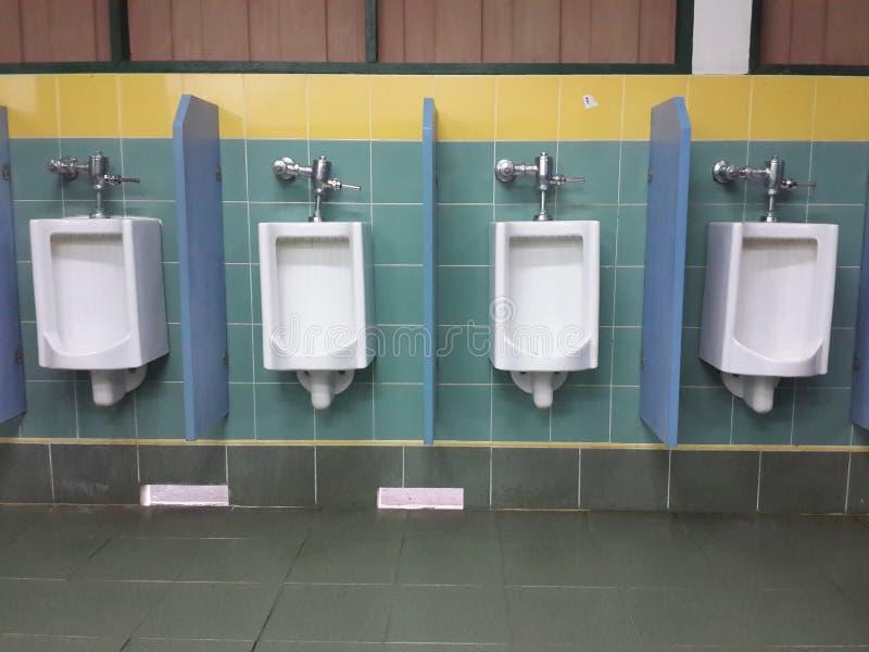 Toilet royalty-vrije stock foto's