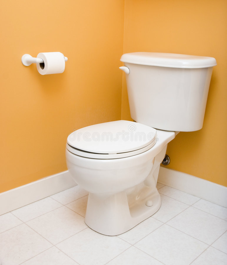 Toilet Royalty Free Stock Photo