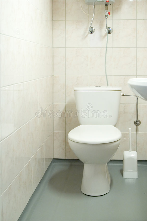 Free Toilet Royalty Free Stock Photography - 98137