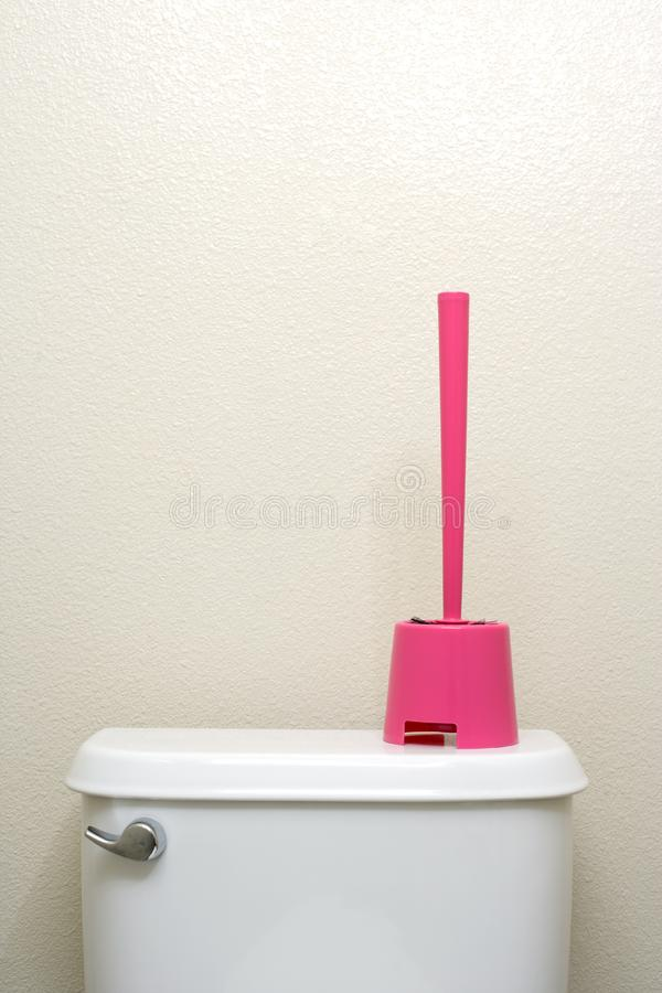 Toilet Brush royalty free stock photography