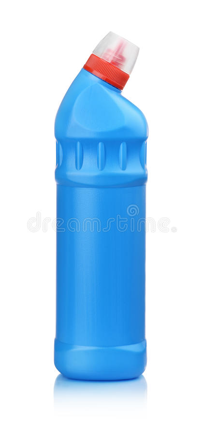 Download Toilet Cleaner stock photo. Image of bathroom, disinfectant - 64044490