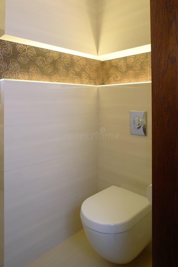 Toilet corner royalty free stock photos