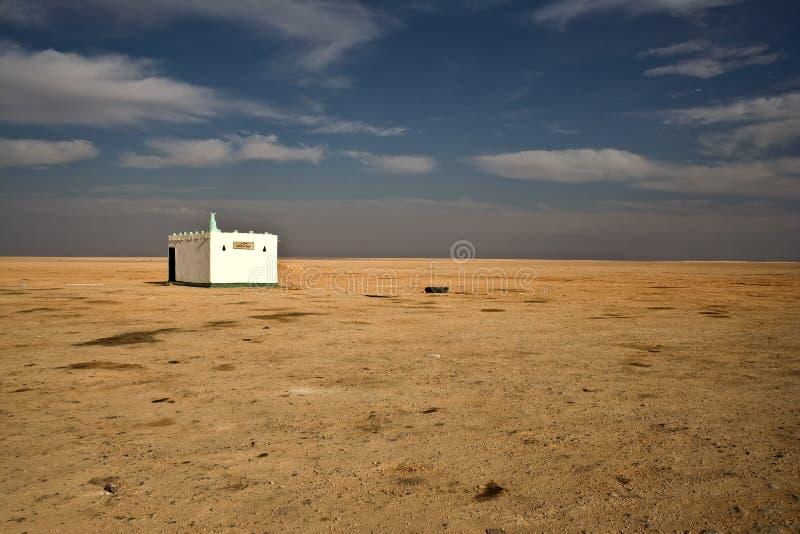 Toilet in Egypte royalty-vrije stock foto's