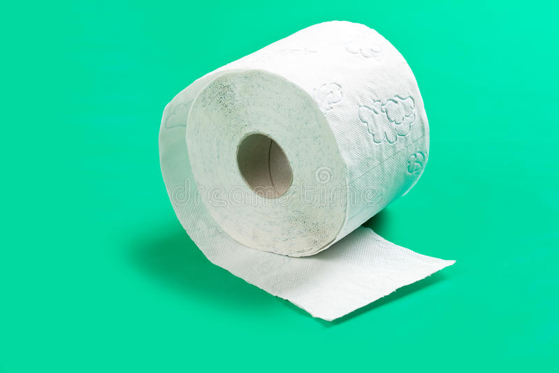 Download Toilet paper stock image. Image of sanitary, sheet, paper - 13154513