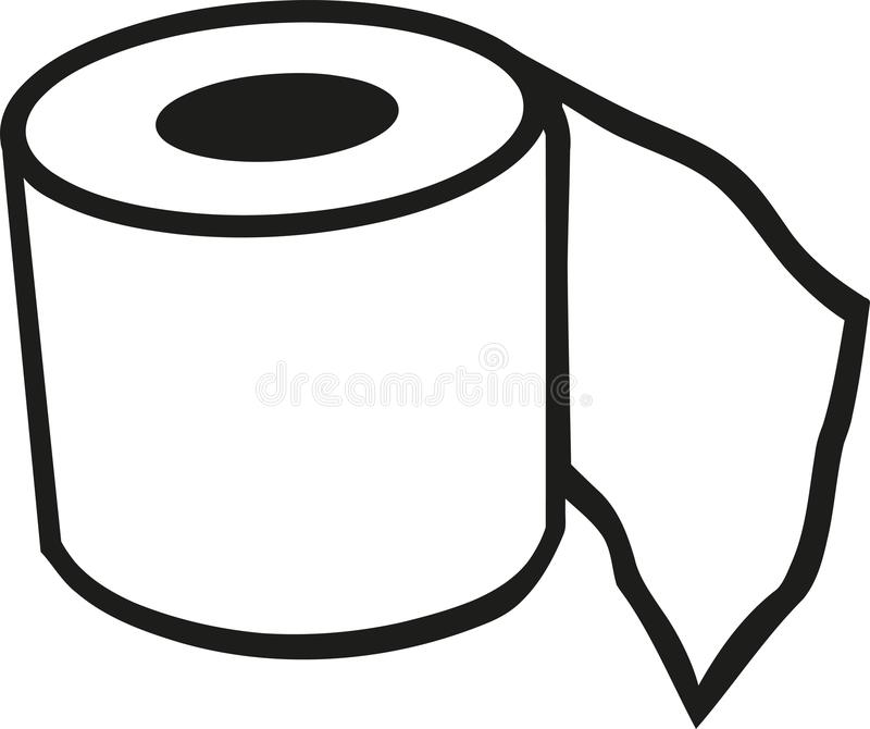 Image result for clipart toilet paper