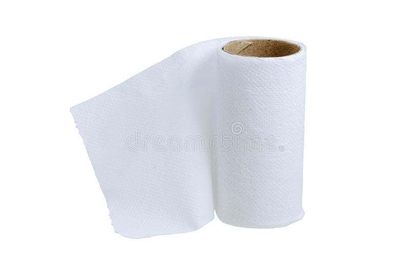 Download Toilet Paper Little Leftover Stock Photo - Image of sheet, tissue: 33564136
