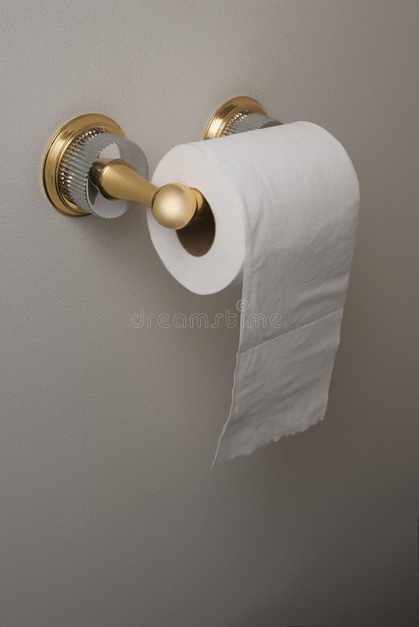Download Toilet paper roll stock image. Image of restroom, tear - 9817057