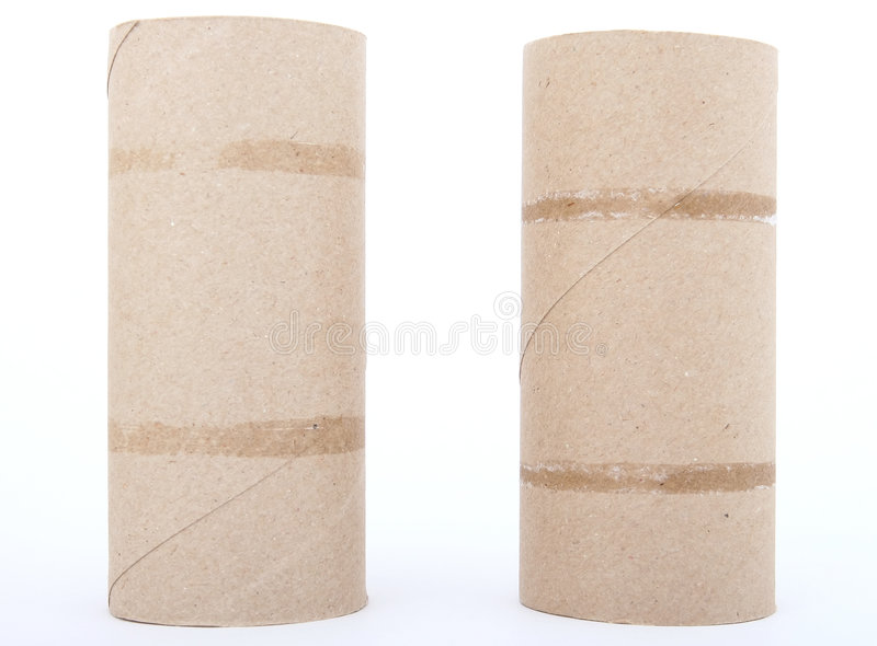 Download Toilet paper rolls stock image. Image of cleanup, moments - 1337931