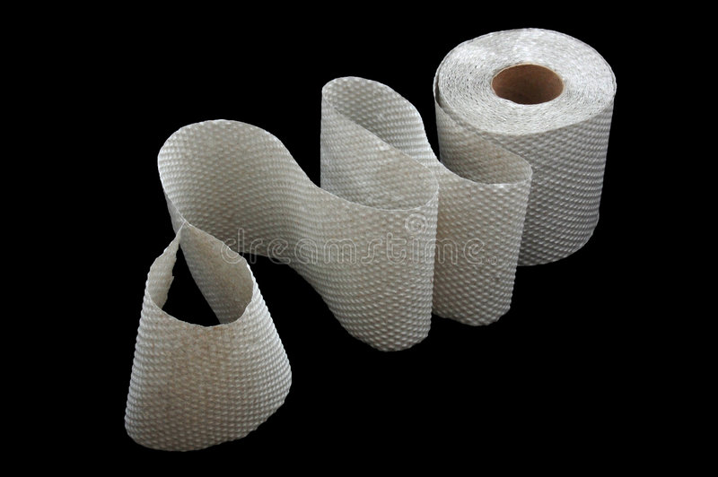 Download Toilet roll stock photo. Image of black, recycled, facilities - 4771258