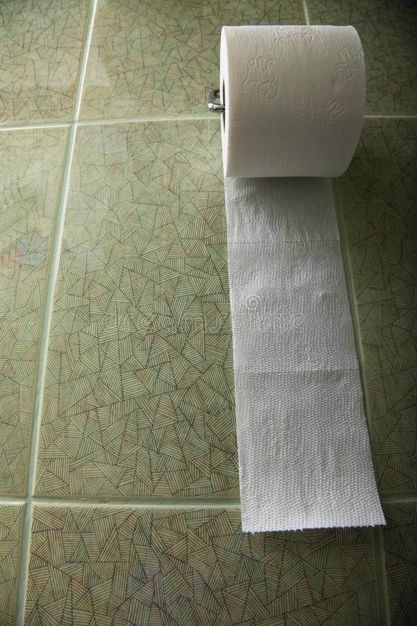 Download Toilet Roll Indoor Convenience Restroom Stock Image - Image: 23780273