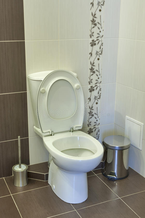 Toilet room royalty free stock images