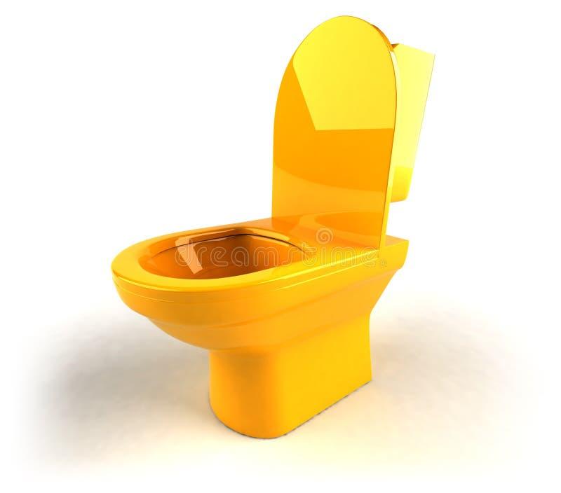Toilet Seat Royalty Free Stock Photo