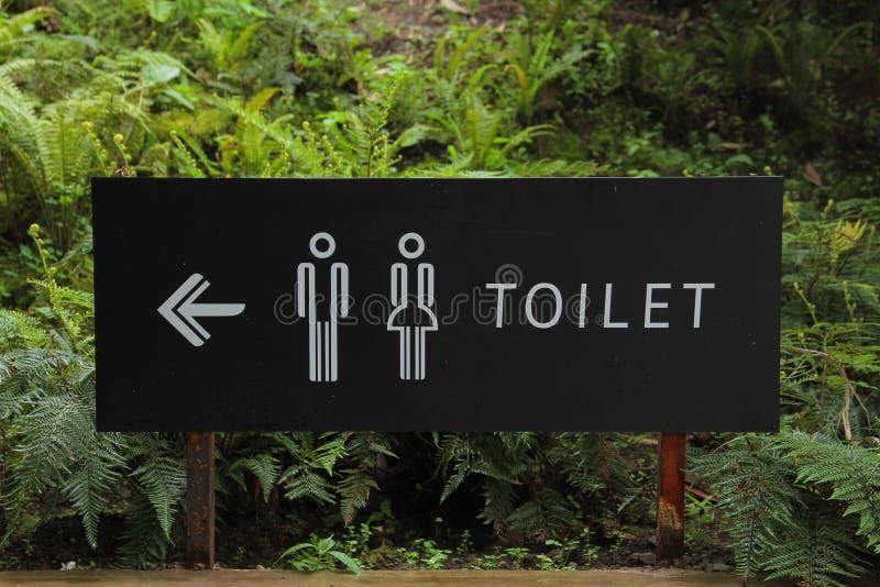 Toilet Signage Beside Green Leaf Free Public Domain Cc0 Image