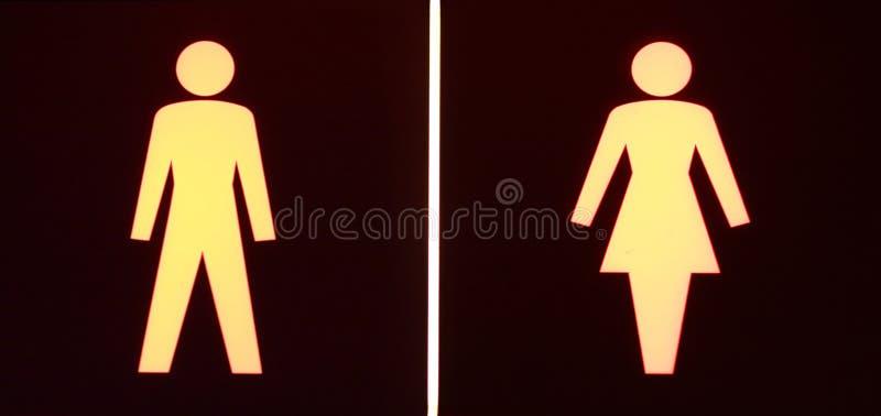 Download Toilet symbols stock image. Image of bathroom, signal - 4904251